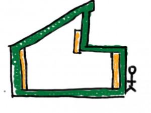 casa pasiva moncalvillo aislamiento exterior SATE