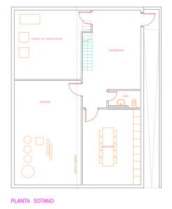 casa pasiva moncalvillo planta sotano propuesta may 2014