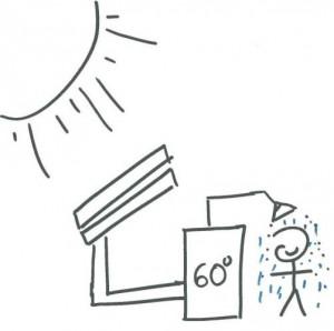 casa pasiva moncalvillo solar termica